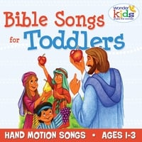 The Wonder Kids | Bible Songs for Toddlers, Vol. 1