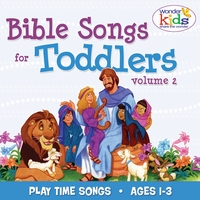 The Wonder Kids | Bible Songs for Toddlers, Vol. 2