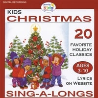 The Wonder Kids | Kids Christmas Sing-Alongs