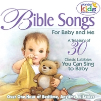 The Wonder Kids | Bible Songs for Baby and Me