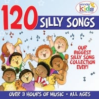 The Wonder Kids | 120 Silly Songs