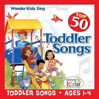 The Wonder Kids | Top 50 Toddler Songs