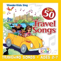 The Wonder Kids | Top 50 Travel Songs