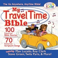 The Wonder Kids | My Travel Time Bible