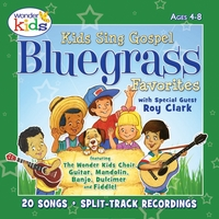 The Wonder Kids | Kids Sing Gospel Bluegrass Favorites