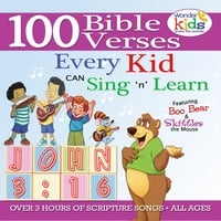 The Wonder Kids | 100 Bible Verses Every Kid Can Sing and Know