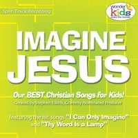 The Wonder Kids | Imagine Jesus