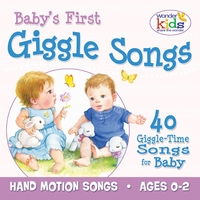 The Wonder Kids | Baby's First Giggle Songs