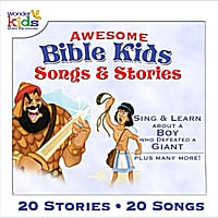 The Wonder Kids | Awesome Bible Kids