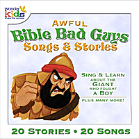 The Wonder Kids | Awful Bible Bad Guys