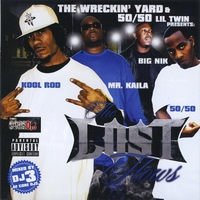 The Wreckin' Yard & 50/50 Lil Twin | The Lost Flows