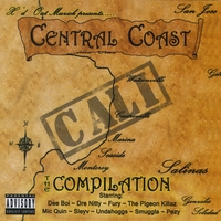 Various Artists | Central Coast Cali (The Compilation)