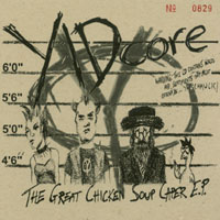 YIDcore | The Great Chicken Soup Caper EP