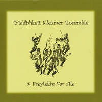 Yiddishkeit Klezmer Ensemble | A Freylekhs Far Ale (A Happy Dance for All)