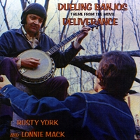 Rusty York & Lonnie Mack | Dueling Banjos