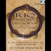 Yousif Sheronick | Riq Instructional Dvd and Book