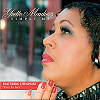 Cover Album of Yvette Meadows - Simply Me (2012)