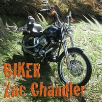 "Zac Chandler | Zac Chandler ""Biker"""