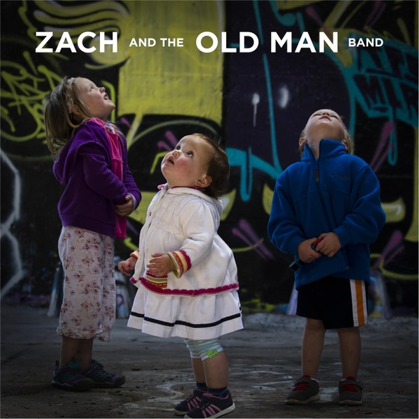Zach and the Old Man Band   Roadside   CD Baby Music Store
