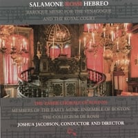 Zamir Chorale of Boston | Salamone Rossi Hebreo: Baroque Music for the Synagogue and the Royal Court