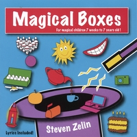 Steven Zelin | Magical Boxes