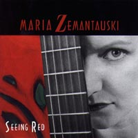 Maria Zemantauski | Seeing Red