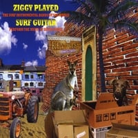 Various Artists | Ziggy Played Surf Guitar