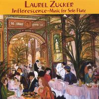 Laurel Zucker | Inflorescence -Music for Solo Flute(2 CD set)