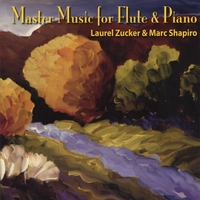 Laurel Zucker and Marc Shapiro | Master Music for Flute & Piano