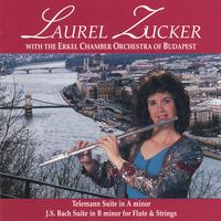 Laurel Zucker and Erkel Chamber Orchestra of Budapest | Telemann suite in a minor, Bach Suite in B minor for flute and strings
